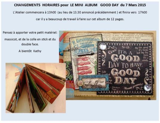 album pochettes GOOD DAY