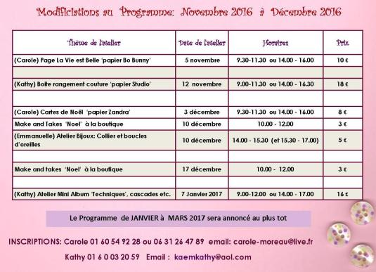 4-eme-trimestre-2016-programme-modifications